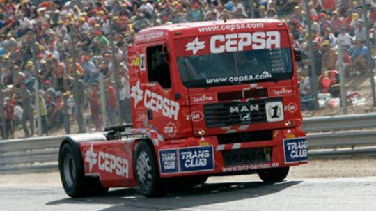 How Super Truck Racing Works