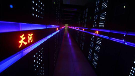 Top 10 Supercomputers
