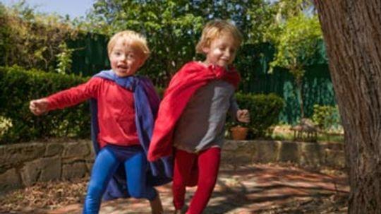 How to Throw a Superhero Birthday Party