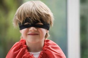 "Kids can use their ""X-ray vision"" in a variety of superhero games."