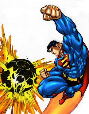 Could the Death Star's Superlaser defeat Superman?