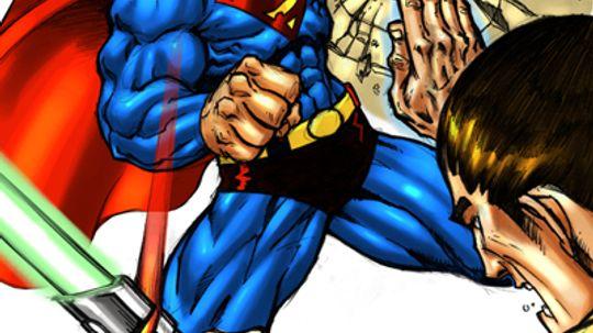 Battling Blockbusters: Fighting Against Superman
