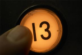 The number 13 is widely regarded to bring bad luck in Western cultures. There's even a name for this fear — triskaidekaphobia.