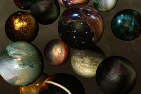 Multiple universes, everywhere