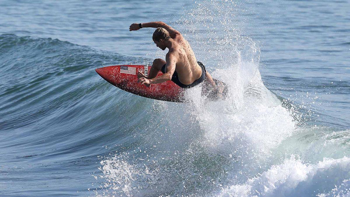 サーフィンはオリンピックデビューを果たし、波は壮大なはずです