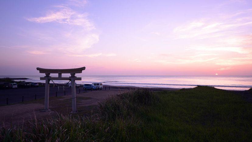 Tsurigasaki Beach