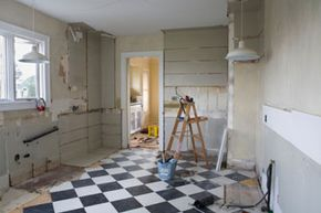You'll need to learn to deal with significant changes in one or more rooms.