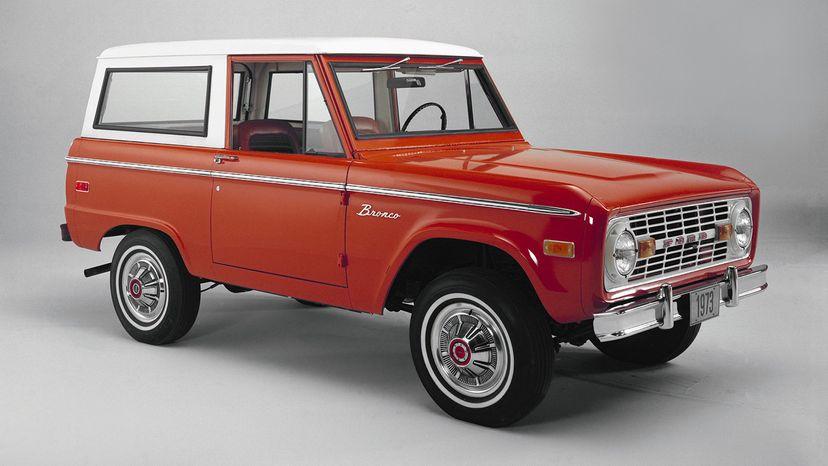 1973 Bronco