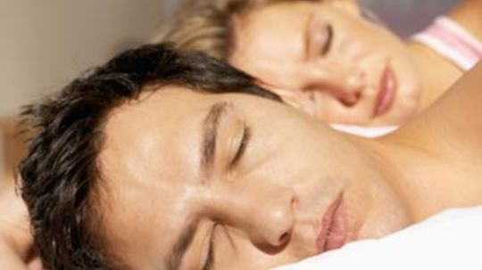 Sweating While Sleeping