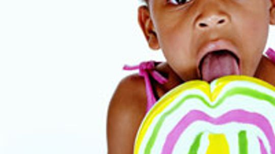 Should you indulge your child's sweet tooth?