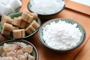 Plenty of things about natural and artificial sweeteners aren't so sweet. See more candy pictures.