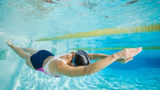 Why shouldn't I swim right after I eat?