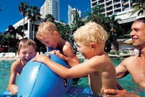 Keep you and your family safe by practicing the points of the Swimming Pool Safety Act.