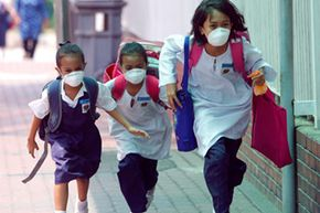 Staying Healthy Image Gallery In some countries, face masks have become the ultimate back-to-school accessory. Get health tips with staying healthy pictures.