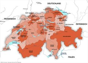 Cantons of Switzerland