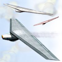 The Switchblade is projected to be ready for flight in 2020. See more pictures of Switchblade planes.