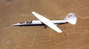 The NASA Dryden AD-1 Oblique Wing
