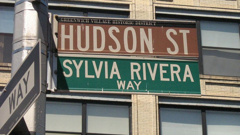 Rivera's legacy is especially apparent in New York City, the activist's old stomping ground. public domain