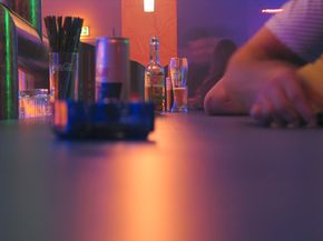 Many bars serve non-alcoholic and lower-alcohol beverages, but some people complain about the taste.