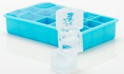 Ice chewing is a crunchy habit that may be an indicator of iron deficiency anemia.