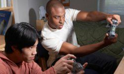 Addicted gamers are typically male and most are under the age of 30.