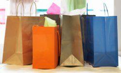 Compulsive shoppers experience a high or sense of euphoria from shopping.