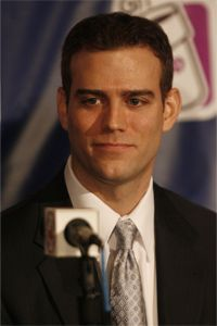 Theo Epstein, general manager of the Boston Red Sox, has embraced sabermetrics, hiring Bill James as a consultant.