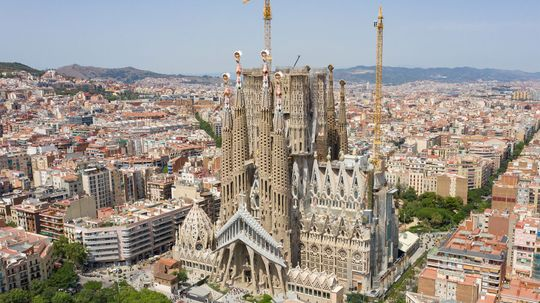 Sagrada Familia Basilica Is Almost Finished, After 139 Years