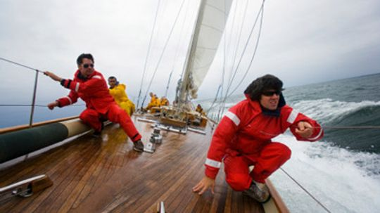 How Sailing Works