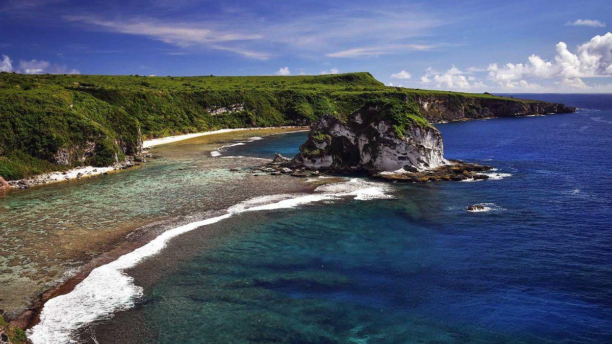 Saipan es la isla de EE. UU. Más hermosa que quizás no conozcas