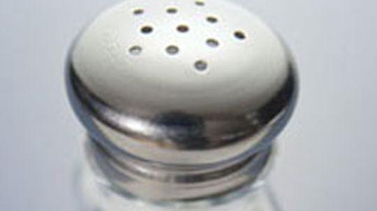 Why do they add iodine to table salt?