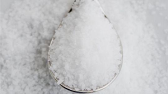 Uses for Salt: Children's Activities