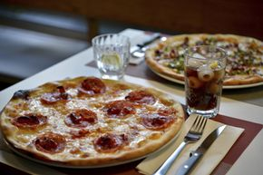 Pizza is delicious (and salty), but why does it make you thirsty?