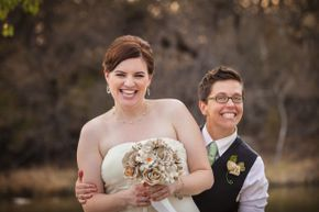 Now that the U.S. federal government recognizes same-sex marriages as legal, tax time is changing for many couples.