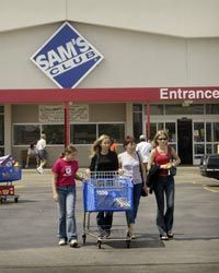Will you be able to buy electric cars in bulk at Sam's Club now?
