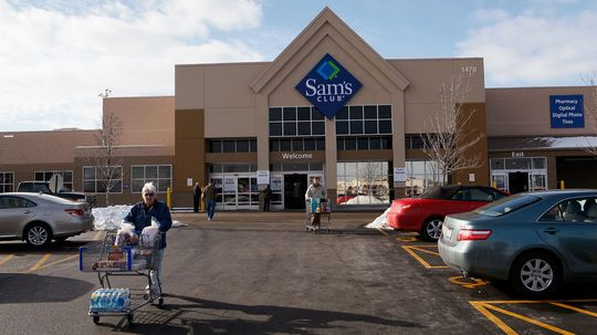 Can I buy an electric car at Sam's Club?