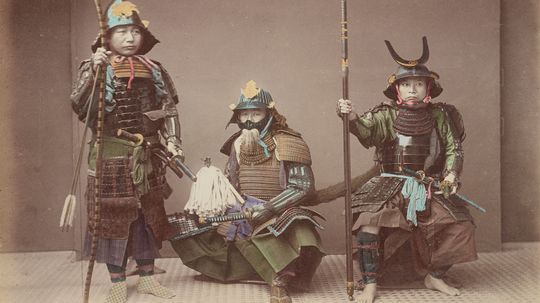 What's the Difference Between a Samurai and a Ninja?