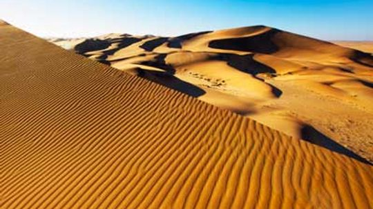 How Sand Dunes Work