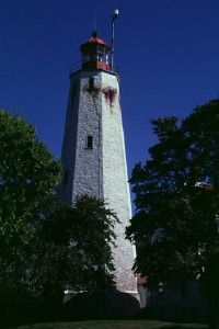 The Sandy Hook Light in New Jersey, constructed in 1764, is still operational today, making it the nation's oldest continuously working lighthouse. See more pictures of lighthouses.