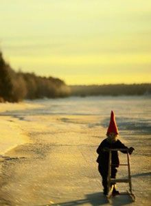 The concept of elves can be traced back to Scandinavian folklore.