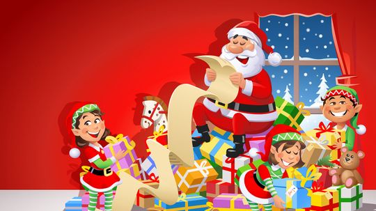 How Santa's Elves Work