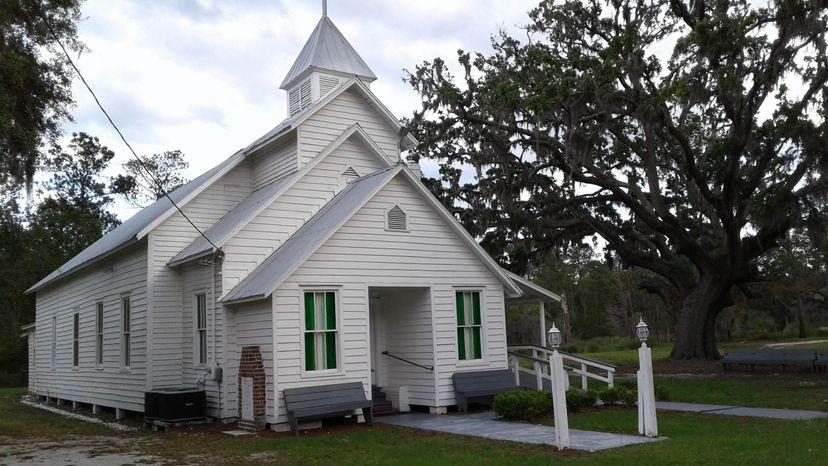 St. Luke Baptist Church