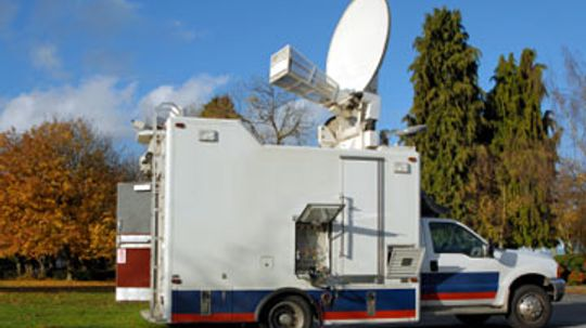 Could satellite technology make TV programming truly global?
