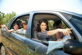Road trips are great, but with gas prices so high, they can be expensive. What can you do to save some dough along the way?