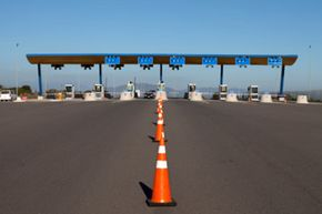 Skip the toll roads to save money on your trip.