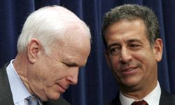 Senators John McCain and Russell Feingold's legislation became a casualty of the Citizens United decision.
