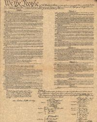 The Constitution of the United States.