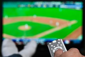 A scanning backlight can help reduce blur on televisions -- a great feature when you watch a lot of sports. See more HDTV pictures.