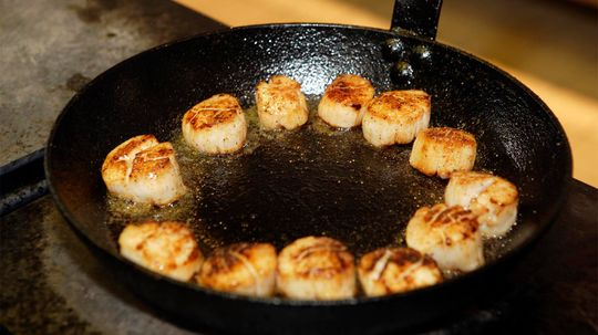 Sweet, Salty Scallops Are Simple to Prepare at Home