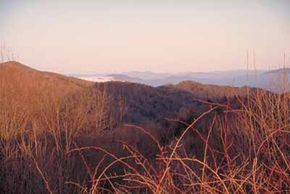 Byways. org The Cherohala Skyway of Tennessee and North Carolina offers beautiful vistas year-round.